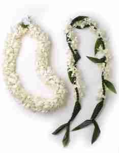 Wedding Lei Set