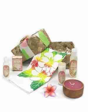 Hawaiian Plumeria Gift