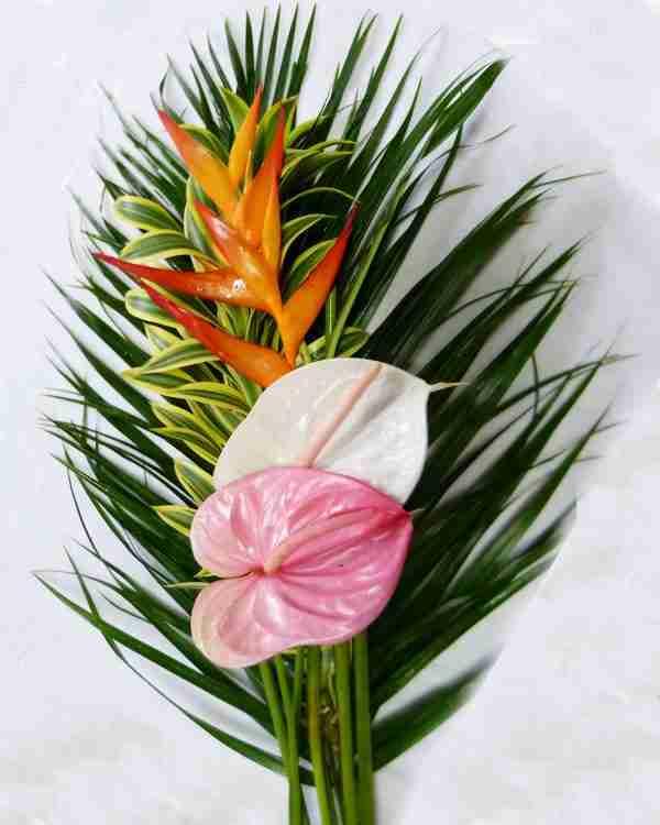 Puuwai Tropical Bouquet