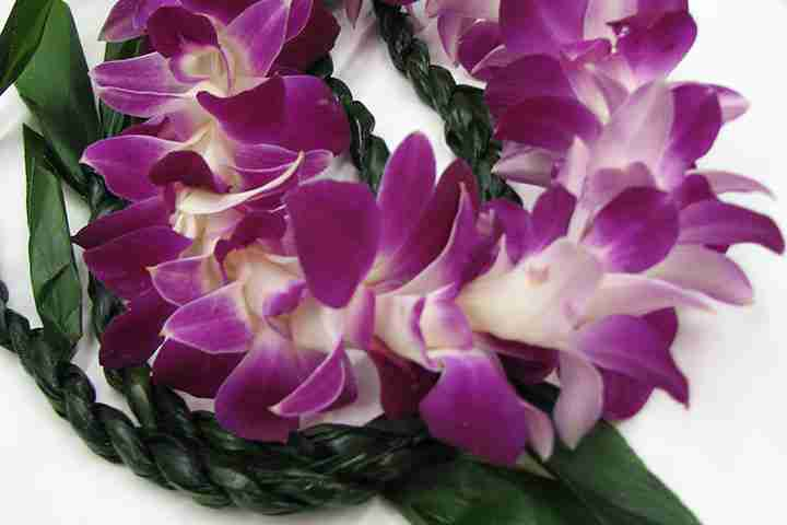 Large Bulk Lei Orders