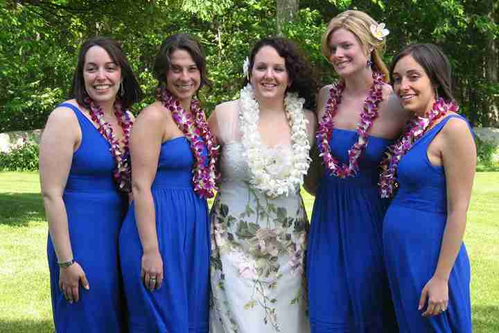 Wedding Leis for Women