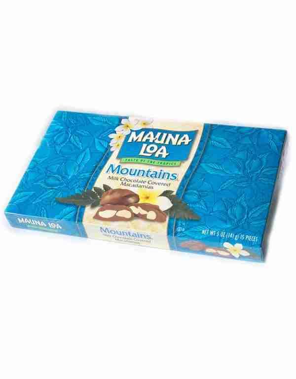 Mauna Loa Mountains