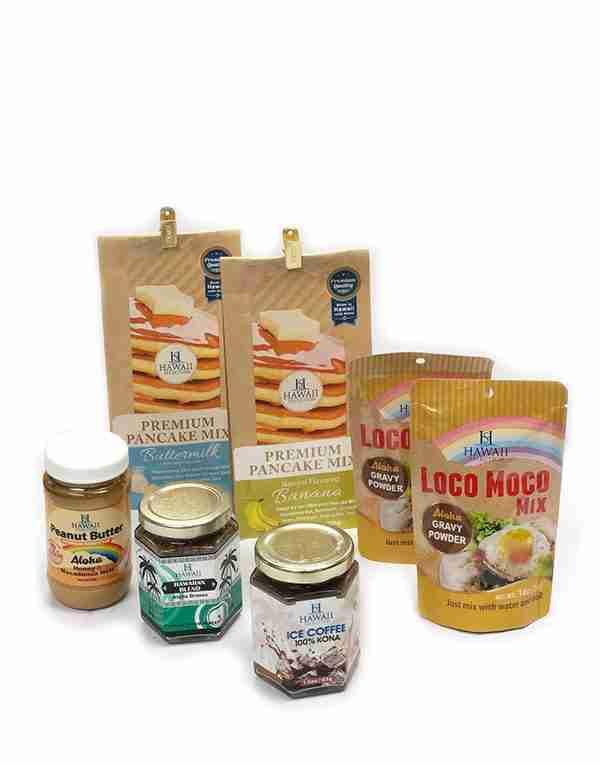 Hawaiian Breakfast Box