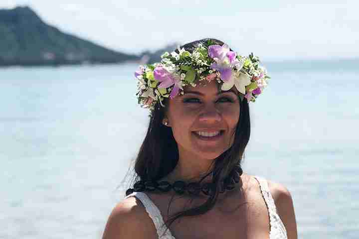 Haku Leis (Flower Crowns)