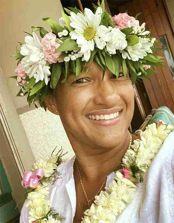 Hawaiian Haku Lei